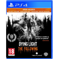 Videogioco Warner bros - Dying Light Enhanced Following PS4