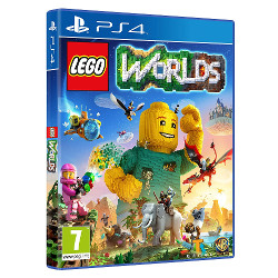 Videogioco Ubisoft - Lego Worlds - PS4