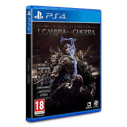 Videogioco Warner bros - La Terra di Mezzo: L'Ombra della Guerra - PS4