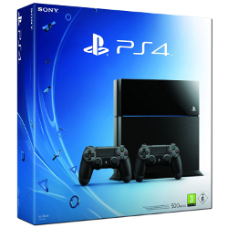 Console Sony - PS4 C CHASSIS Doppio Dualshock