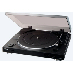 Tourne disques Sony PS-LX300USB - Platine