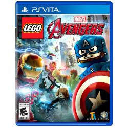 Videogioco Warner bros - LEGO Marvel's Avengers PS VITA
