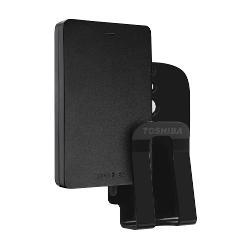Hard disk esterno Toshiba - STOR.E ALU TV KIT 1TB