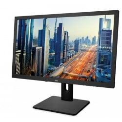 """Écran LED AOC Pro-line Q2775PQU - Écran LED - 27"""" - 2560 x 1440 QHD - AHVA - 350 cd/m² - 1000:1 - 4 ms - HDMI, DVI-D, VGA, DisplayPort, MHL - haut-parleurs - noir"""