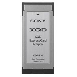 Adaptateur Sony QDA-EX1 - Adaptateur de carte (XQD) - ExpressCard/34