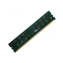 Barrette RAM QNAP - DDR4 - 8 Go - DIMM 288 broches - 2133 MHz / PC4-17000 - 1.2 V - mémoire sans tampon - non ECC - pour QNAP TVS-682, TVS-682T, TVS-882, TVS-882T