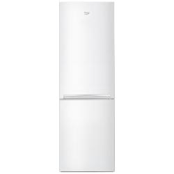 Réfrigérateur Beko RCNA320K20W - Réfrigérateur/congélateur - pose libre - largeur : 59.5 cm - profondeur : 60 cm - hauteur : 185.3 cm - 287 litres - c