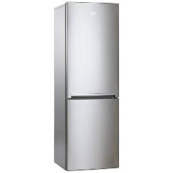 Réfrigérateur Beko RCNA320K30PT - Réfrigérateur/congélateur - pose libre - largeur : 59.5 cm - hauteur : 185.3 cm - 287 litres - congélateur bas - Cla