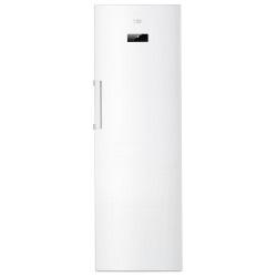 Congélateur Beko RFNE312E23W - Congélateur - pose libre - largeur : 60 cm - profondeur : 65 cm - hauteur : 185 cm - 277 litres - congélateur-armoire - classe A+ - blanc