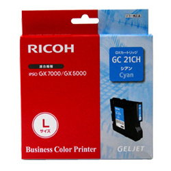 Toner Ricoh - Type gc21ch