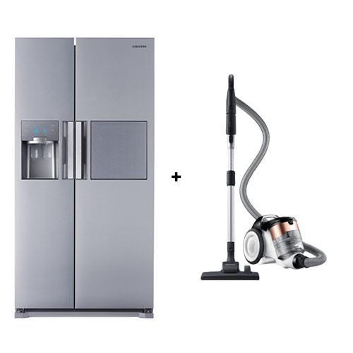 Réfrigérateur SAMSUNG SIDE BY SIDE RS7778FHCSR