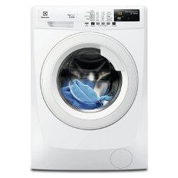 Lave-linge Electrolux FlexCare RWF 1293 BW - Machine � laver - pose libre - largeur : 60 cm - profondeur : 60 cm - hauteur : 85 cm - chargement frontal - 9 kg - 1200 tours/min