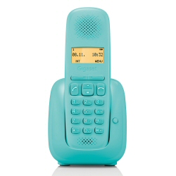 Telefono fisso Gigaset - A150 Aqua Blue Light