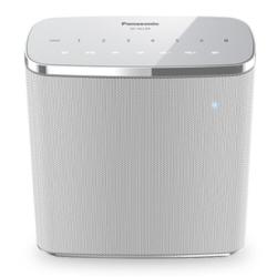 Enceinte multiroom Panasonic ALL SC-ALL05 - Haut-parleur - pour utilisation mobile - sans fil - 20 Watt - blanc