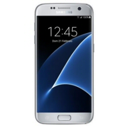 Smartphone Galaxy S7 32Gb Silver Blu- samsung - monclick.it