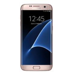 """Smartphone Samsung Galaxy S7 edge - SM-G935F - smartphone - 4G LTE - 32 Go - microSDXC slot - TD-SCDMA / UMTS / GSM - 5.5"""" - 2560 x 1440 pixels (534 ppi) - Super AMOLED - 12 MP (caméra avant de 5 mégapixels) - Android - rose/or"""