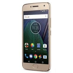 "Smartphone Motorola Moto G5 Plus - Smartphone - 4G LTE - 32 Go - microSDXC slot - GSM - 5.2"" - 1 920 x 1 080 pixels (424 ppi) - IPS - 12 MP (caméra avant de 5 mégapixels) - Android - or fin"