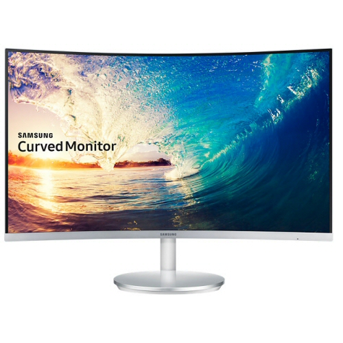 Monitor LED Samsung - C27F591 MONITOR CURVED 27 POLL
