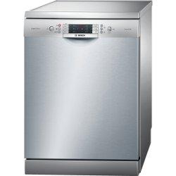 Lave-vaisselle Bosch Serie 6 SMS69P28EU - Lave-vaisselle - pose libre - largeur : 60 cm - profondeur : 60 cm - hauteur : 84.5 cm - Inox argent