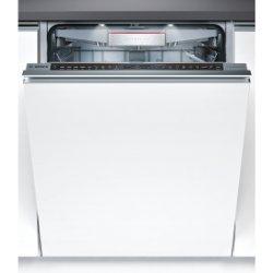 Lave-vaisselle encastrable Bosch Serie 8 SMV88TX26E - Lave-vaisselle - intégrable - Niche - largeur : 60 cm - profondeur : 55 cm - hauteur : 81.5 cm