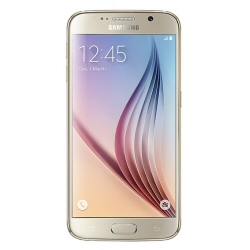 Smartphone Galaxy S6 32Gb Gold TIM Rosso- samsung - monclick.it