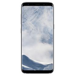 """Smartphone Samsung Galaxy S8 - SM-G950F - smartphone - 4G LTE - 64 Go - microSDXC slot - TD-SCDMA / UMTS / GSM - 5.8"""" - 2960 x 1440 pixels (570 ppi) - Super AMOLED - 12 MP (caméra avant de 8 mégapixels) - Android - argent arctique"""