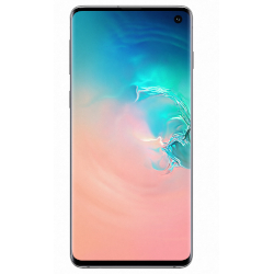 Smartphone Galaxy S10 White 128 GB Dual Sim Fotocamera 16 MP