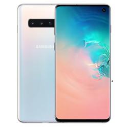 Smartphone Galaxy S10 White 128 GB Dual Sim Fotocamera 16 MP