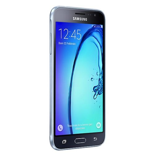Samsung - GALAXY J3 2016 BLACK DUAL SIM