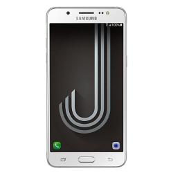 "Smartphone Samsung Galaxy J5 (2016) - SM-J510FN/DS - smartphone - double SIM - 4G LTE - 16 Go - microSDXC slot - GSM - 5.2"" - 1 280 x 720 pixels - Super AMOLED - 13 MP (caméra avant de 5 mégapixels) - Android - blanc"