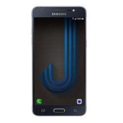 "Smartphone Samsung Galaxy J7 (2016) - SM-J710FN - smartphone - 4G LTE - 16 Go - microSDXC slot - GSM - 5.5"" - 1 280 x 720 pixels - Super AMOLED - 13 MP (caméra avant de 5 mégapixels) - Android - noir"