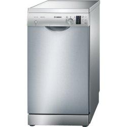 Lave-vaisselle Bosch Serie 4 SPS50E58EU - Lave-vaisselle - pose libre - largeur : 45 cm - profondeur : 60 cm - hauteur : 84.5 cm - Acier