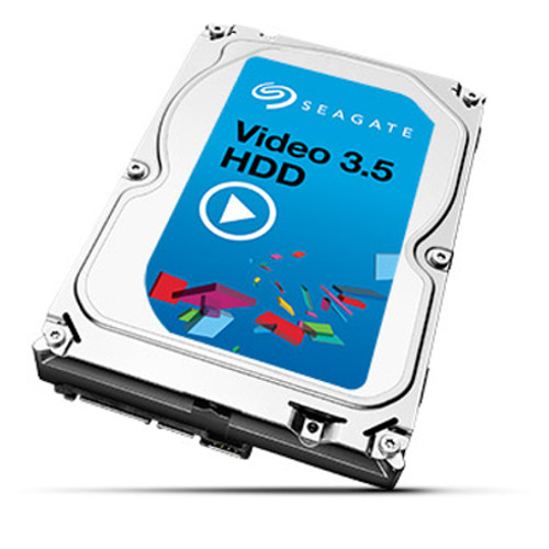 Seagate - SEAGATE VIDEO 3.5 HDD ST500VM000 -