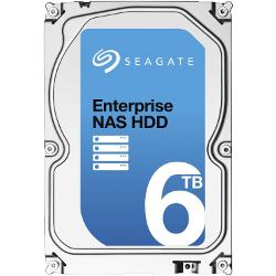 Hard disk interno Seagate - Enterprise nas hdd 6tb sata