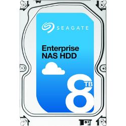 Hard disk interno Seagate - Enterprise nas hdd 8tb sata