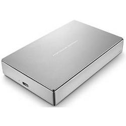 Hard disk esterno LaCie - Porsche design mobile drive 4tb