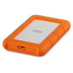 Hard disk esterno LaCie - Rugged USB-C 2TB