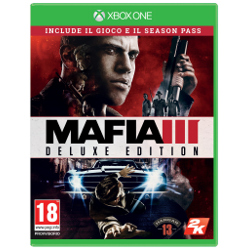 Jeu vidéo Mafia III Deluxe Edition - Xbox One - italien