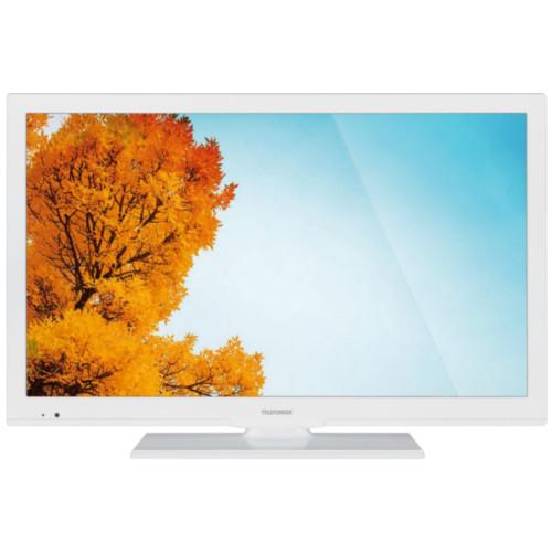 TELEFUNKEN - TV LED 22  FHD 2HDMI HEVC USB F.HOT