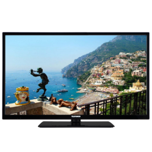 TELEFUNKEN - TV LED 22  FHD 2HDMI HEVC USB F.HOT