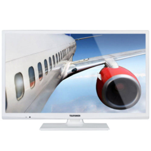 TELEFUNKEN - TV LED 24  HD 2HDMI HEVC USB F.HOTE