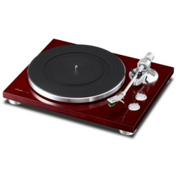 Tourne disques Teac TN-300 - Platine - cerise