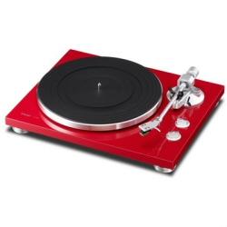 Tourne disques Teac TN-300 - Platine - rouge brillant