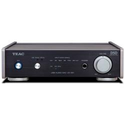 Teac Reference 301 UD-301 - Convertisseur audio numérique vers analogique - noir
