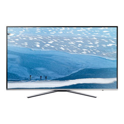 "TV LED Samsung UE40KU6400U - Classe 40"" - 6 Series TV LED - Smart TV - 4K UHD (2160p) - HDR - UHD dimming - argenté(e)"