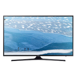 "TV LED Samsung UE43KU6000K - Classe 43"" - 6 Series TV LED - Smart TV - 4K UHD (2160p) - HDR - UHD dimming - noir"