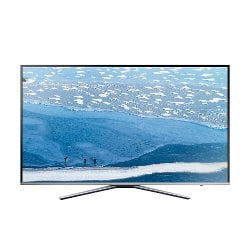 "TV LED Samsung UE43KU6400U - Classe 43"" - 6 Series TV LED - Smart TV - 4K UHD (2160p) - UHD dimming - argenté(e)"