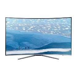 "TV LED Samsung UE43KU6500U - Classe 43"" - 6 Series incurvé TV LED - Smart TV - 4K UHD (2160p) - HDR - UHD dimming - argenté(e)"