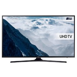 TV LED Samsung - Smart UE55KU6000 Ultra HD 4K