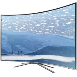 TV LED Samsung - Smart UE55KU6500 Ultra HD 4K Curvo
